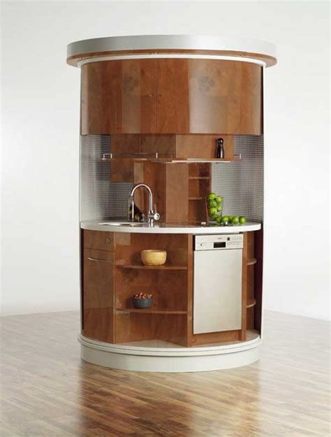 Intelligent Furniture Products High Tech Circular Kitchen | intelligent furniture products high tech circular kitchen