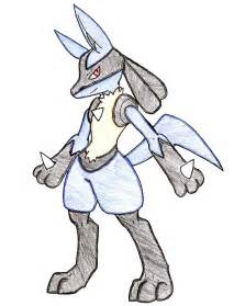 Pokemon coloring pages lucario apps directories