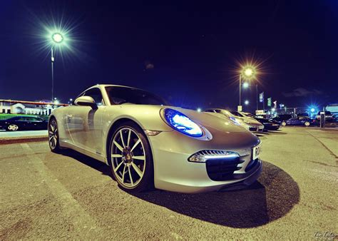 Porsche Night At Ace Cafe London