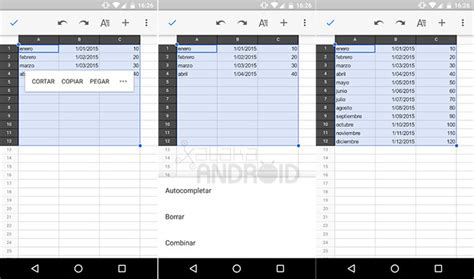Spreadsheet Autofill by Spreadsheets Autocomplete Feature To Repeat