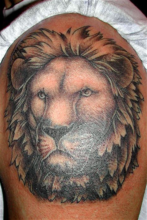 lion tattoo ideas cover up design idea for tattoos page 3