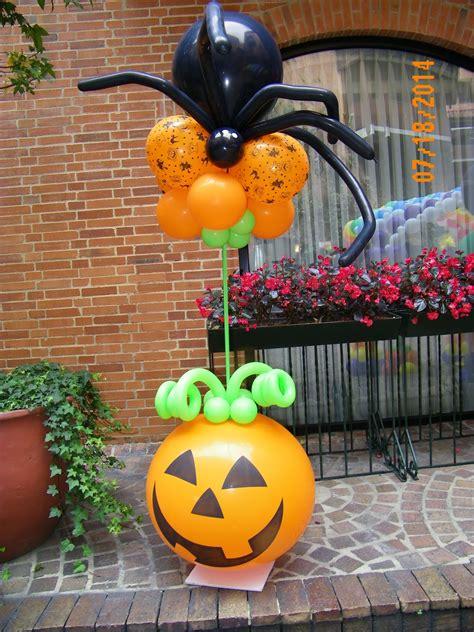 decoraciones de halloween 15 ideas sencillas para decorar con globos en halloween