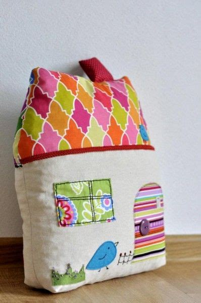 fabric house 313 best images about fabric houses on pinterest tooth fairy pillow christmas