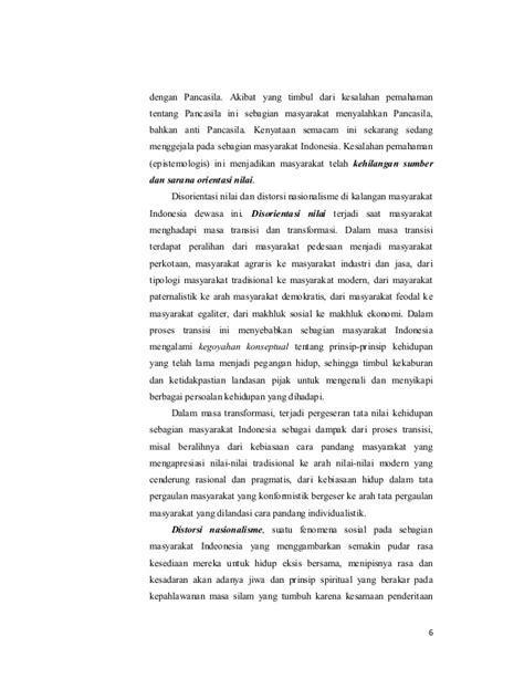 Masyarakat Indonesia Dalam Transisi W F Wertheim Buku Sosial Pol buku modul kuliah kewarganegaraan