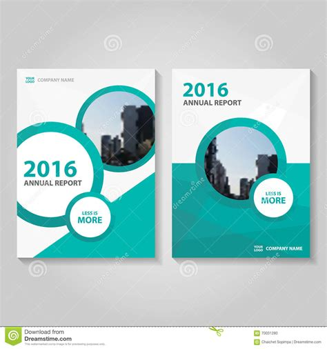 design cover simple simple triangle and circle brochure flyer design layout