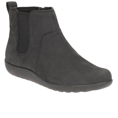 clarks medora grace womens chelsea boots from