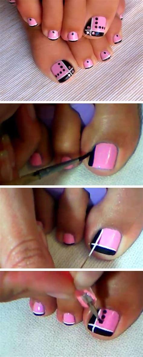inspirational rainbow toe nail designs ideas nail design art