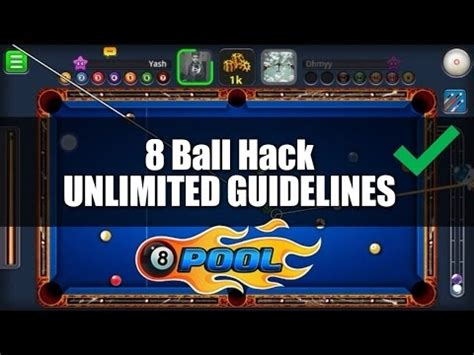 8 pool guideline hack android 8 pool by miniclip hack without root android ios unlimited guidelines working february