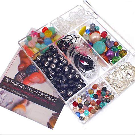 beginners boxed beading kit the bead shop