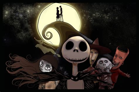 The Nightmare Before - extended thoughts on the nightmare before