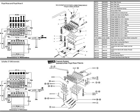 stratocaster parts diagram rig talk view topic help floyd gurus in here floyd