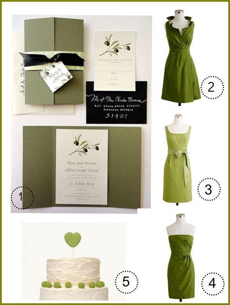 17 Best ideas about Olive Green Weddings on Pinterest