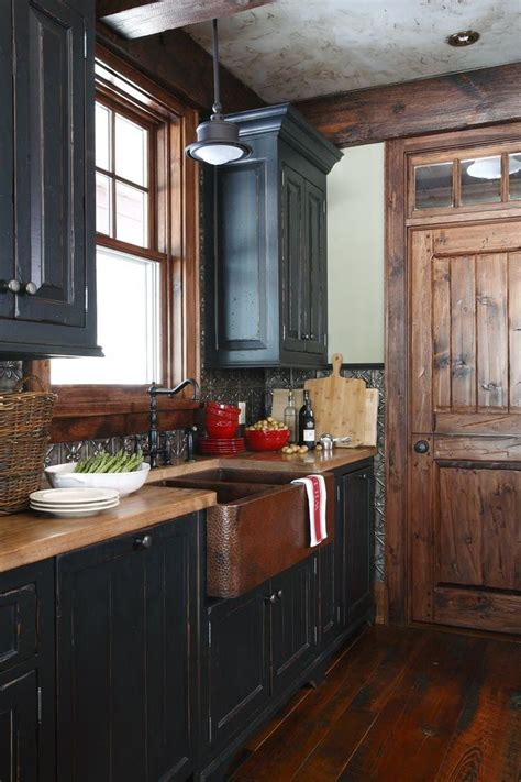 199 best amazing black kitchen cabinets on trend for 2018