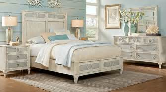 ivory bedroom furniture cindy crawford home harlowe ivory 5 pc queen bedroom queen bedroom sets white