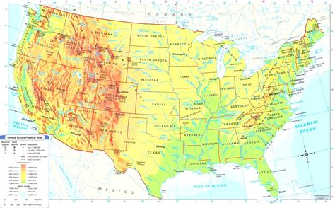 map of the united states with rivers labeled united states map with rivers and states labeled all maps