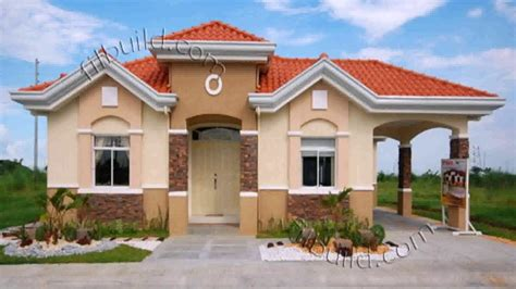 new design bungalow house new bungalow house design in philippines youtube
