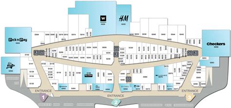 09 vanak shopping centre ground floor plan architecture table bay mall opens bloubergstrand western cape