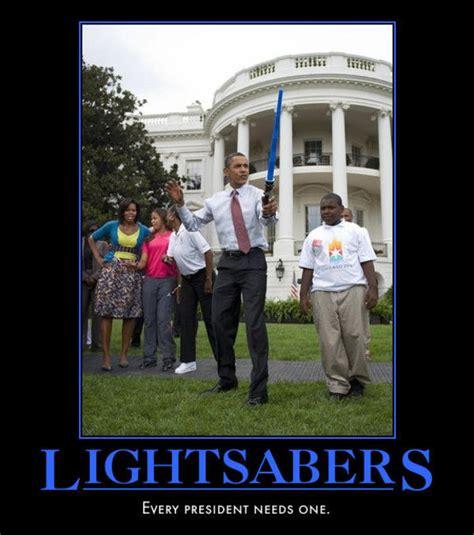 Lightsaber Meme - obama lightsaber memes