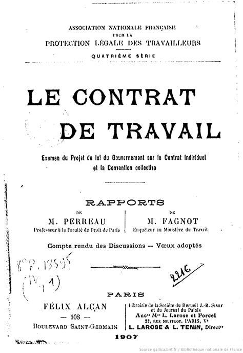 Modele Avenant Contrat De Travail Fonction Publique Contrats De Travail Quelles Nouveaut 233 S Les Experts