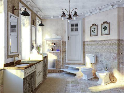 ванная комната в стиле прованс особенности дизайна