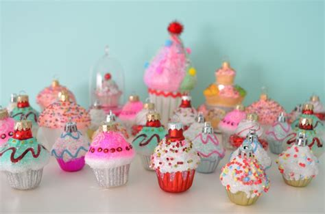cupcake christmas tree decirations cupcake tree ornament collection hello nutritarian