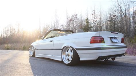 bmw e36 stanced stanced bmws fast car