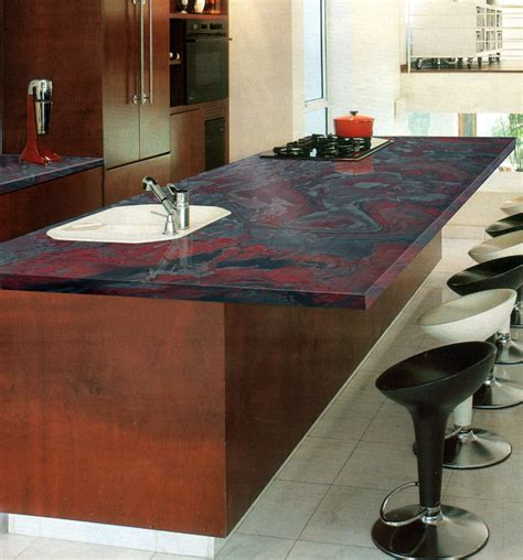 Install Kitchen Island Iron Red Granite Installed Design Photos And Reviews