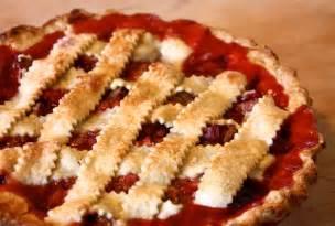 rhabarber erdbeer kuchen strawberry rhubarb pie speedbump kitchen