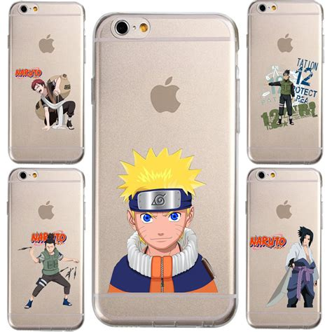 theme iphone 6 anime naruto phone case cover for iphone anime crazy store