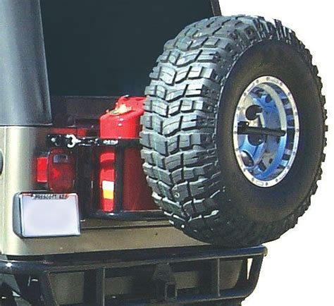 fab swing com or fab 85095bb or fab swing away tire jerry can