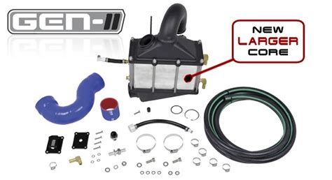 yamaha jet boat heat soak yamaha riva fx sho fz gen 2 power cooler kit ry17040 pc 1