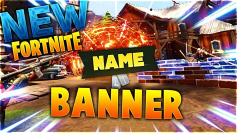 fortnite banner template free gfx fortnite banner template