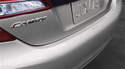2018 hyundai elantra gt puyallup 2013 toyota camry rear bumper protector pt747 03120