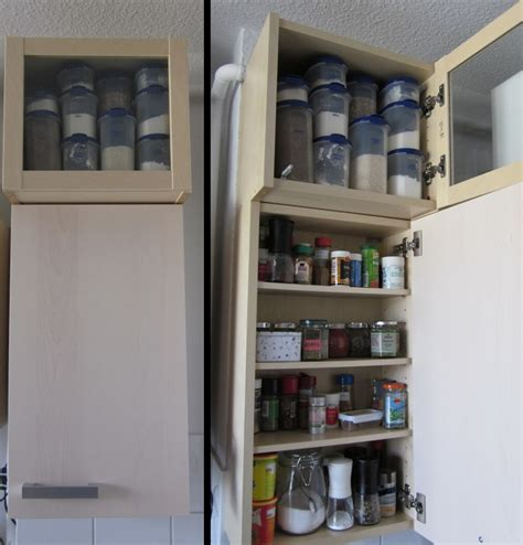 Build A Spice Rack by Benno Billy Build A Spice Rack With Doors Hackers