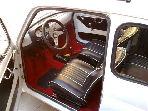 interni 500 epoca restauro auto d epoca crescenzo automobili