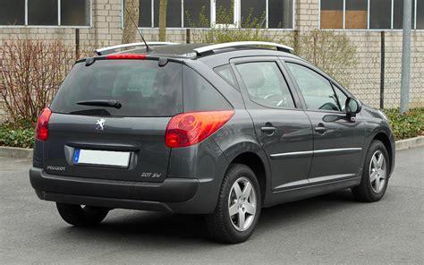 peugeot cars 2011 cars peugeot 206 sw 2011 auto database com