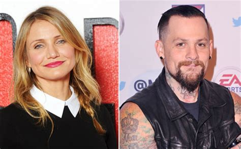 Criss Is Married Doesnt Care Dates Cameron Diaz by Cameron Diaz And Benji Madden Are Engaged Today S Evil