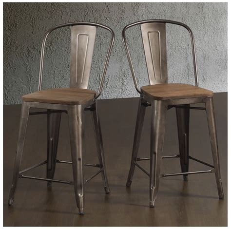Rustic Stools For Kitchen by 17 Best Ideas About Rustic Bar Stools On Bar