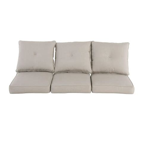 settee cushions outdoor outdoor sofa cushions sunbrella tags outdoor sofa
