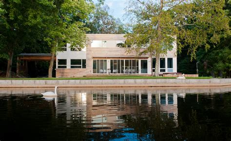libro retreat the modern house modern lake retreat mansion in new jersey by res4 homesthetics inspiring ideas for your home
