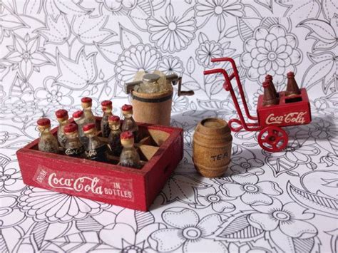 doll house minatures 17 best images about coca cola doll house minatures on pinterest toys sodas and