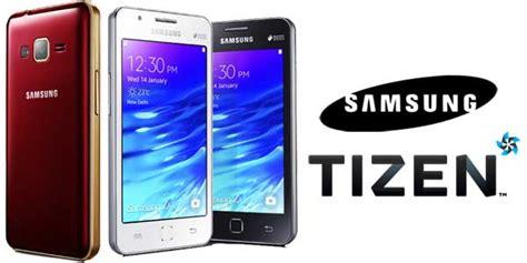 Harga Samsung Z200f smartphone samsung z2 berbasis os tizen akan hadir di