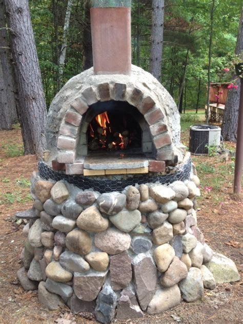 Brick Oven For Backyard by This Is Our Backyard Brick Oven 171 Chequamegongirl