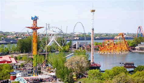 Theme Park Toronto | canada s top 10 amusement parks canada travel