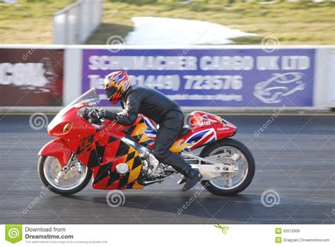 motocross races uk drag bike santa pod editorial stock image image 32572909