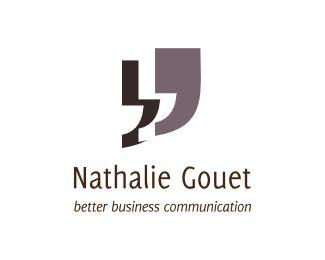 better business communication logopond logo brand identity inspiration nathalie