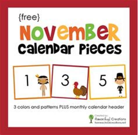 printable turkey calendar pieces thanksgiving on pinterest thanksgiving preschool turkey