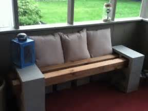 17 best images about patio bench seat on pinterest
