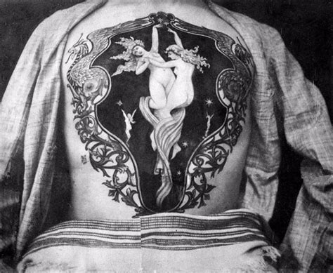british tattoo history photos show the work of first tattooists of great britain