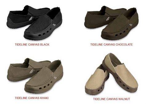 Sepatu Crocs Line Boat jual sepatu crocs tinderline canvas 085888666607 grosir
